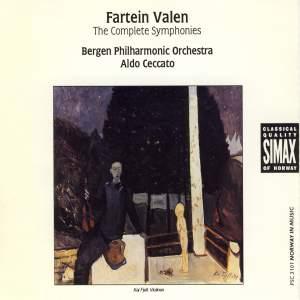 Fartein Valen: Complete Symphonies
