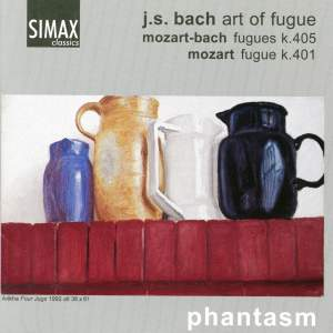 Bach, J S: The Art of Fugue, BWV1080, etc. Product Image