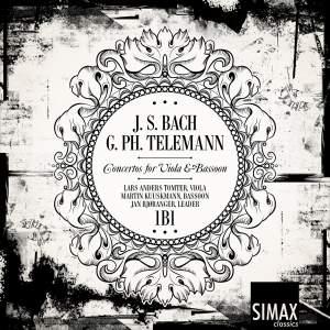 Bach & Telemann: Concertos for Viola & Bassoon