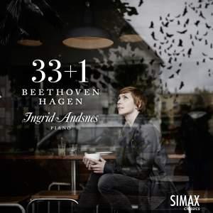 Beethoven/Hagen: 33 + 1- Ingrid Andsnes