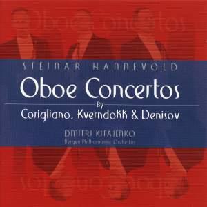 Corigliano, Kverndokk & Denisov: Oboe Concertos