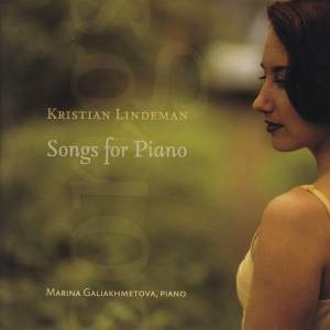 Kristian Lindeman: Songs For Piano