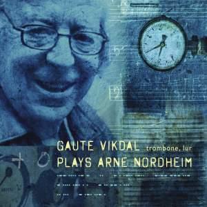 Gaute Vikdal plays Arne Nordheim