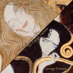 Enescu & Strauss - Sonatas for Violin Product Image