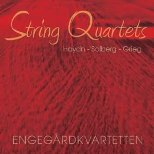 String Quartets Vol. I Haydn - Solberg - Grieg