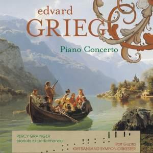 Grieg Piano Concerto (Solo Piano)