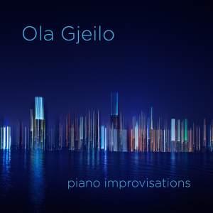 Ola Gjeilo: Piano Improvisations