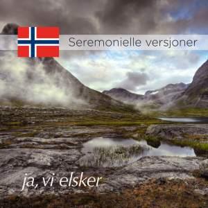 Seremonielle Versjoner - Ja, Vi Elsker