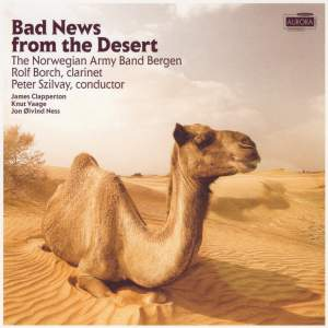 Bad News from the Desert Product Image