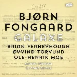 Bjørn Fongaard: Galaxe