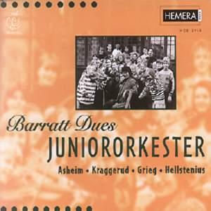 The Barratt Dues Junior Orchestra play Asheim, Kraggerud, Grieg & Hellstenius