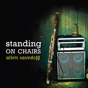 SAVEDOFF, Allen: Standing on Chairs