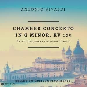 Antonio Vivaldi: Chamber Concerto in G Minor, Rv 107