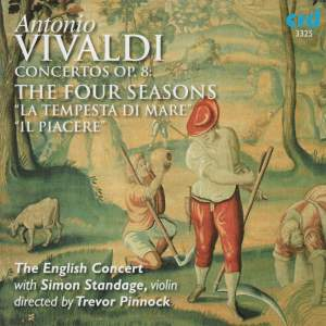 Vivaldi - The Four Seasons Product Image