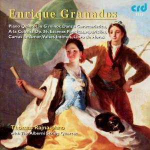 Granados: Complete Piano Music Volume 5