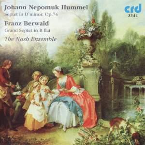 Hummel: Septet & Berwald: Grand Septet