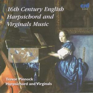 16th Century English Keyboard Music Product Image