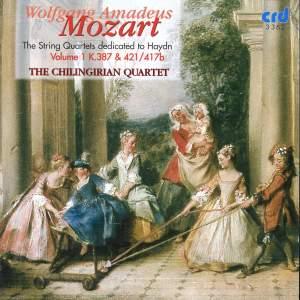 Mozart - 'Haydn' Quartets Vol. 1 Product Image