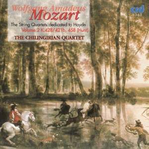 Mozart - 'Haydn' Quartets Vol. 2 Product Image