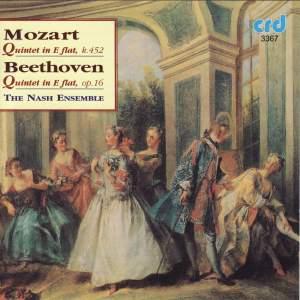 Mozart & Beethoven: Piano Quintets