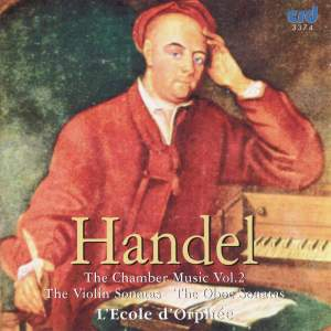 Handel - Chamber Music Vol. 2 Product Image