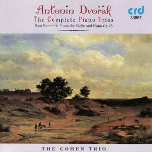 Dvorak - The Complete Piano Trios