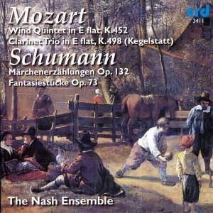 Mozart: Wind Quintet in E flat