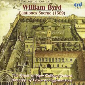 Byrd: Cantiones Sacrae 1589 Product Image