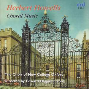 Herbert Howells - Choral & Organ Music Volume 2