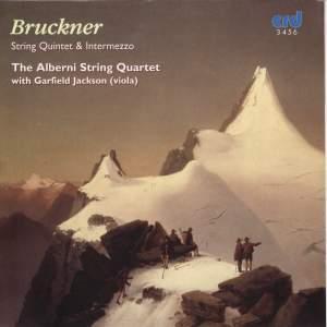 Bruckner: String Quintet in F major, etc.