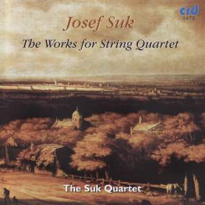 Suk - The Works for String Quartet