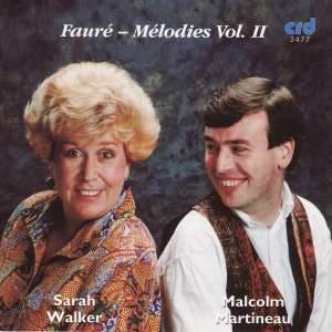 Fauré - Chansons Vol. 2