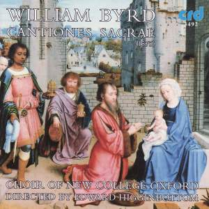 Byrd: Cantiones Sacrae 1575 Product Image
