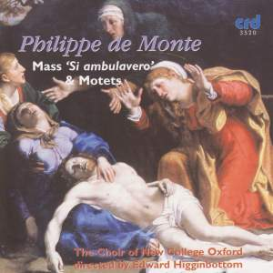 Monte: Missa 'si ambulavero' & Motets Product Image
