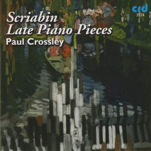 Scriabin Late Piano Pieces