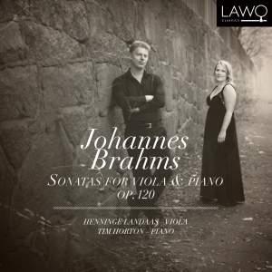 Brahms: Sonatas for Viola & Piano Op. 120