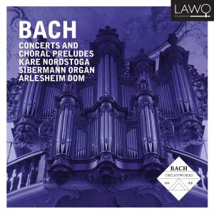 JS Bach: Concertos & Choral Preludes Product Image