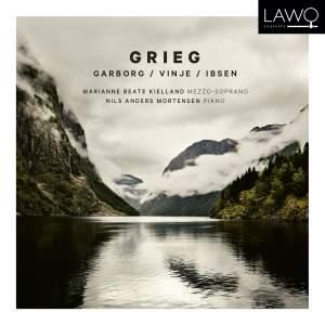 Grieg: Garborg, Vinje, Ibsen