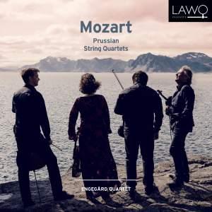 Mozart: String Quartets Nos. 21, 22 & 23 'Prussian'