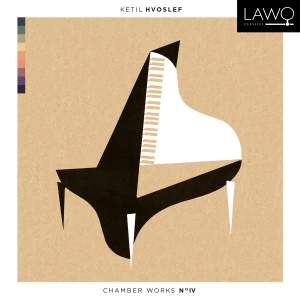 Hvoslef: Chamber Works No. IV Product Image