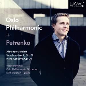 Scriabin: Symphony No. 2 & Piano Concerto Product Image