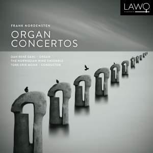 Frank Nordensten: Organ Concertos
