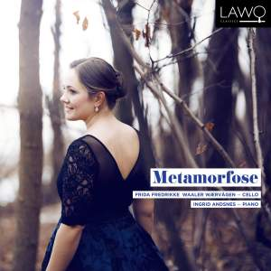 Metamorfose - Sounds Of Norwegian Cello Product Image