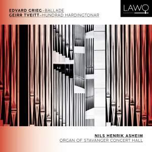 Grieg: Ballade & Tveitt: Hundrad Hardingtonar