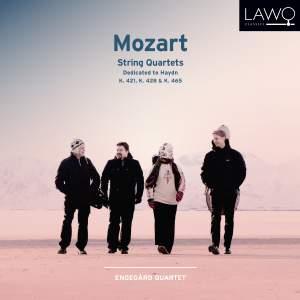 Mozart: String Quartets, K. 421, K. 428 & K. 465