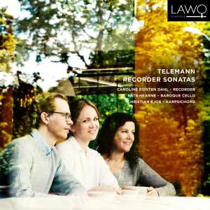 Telemann: Recorder Sonatas