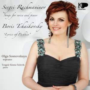 Sergei Rachmaninov: Songs for Voice and Piano, Boris Tchaikovsky: Lyrics of Pushkin