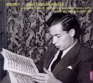 Mozart: Variations on 'Ah! vous dirai-je, maman' etc.