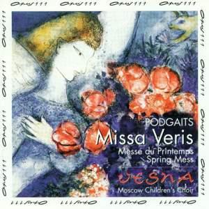 Podgaits: Missa Veris