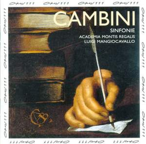 Cambini: Sinfonie Product Image